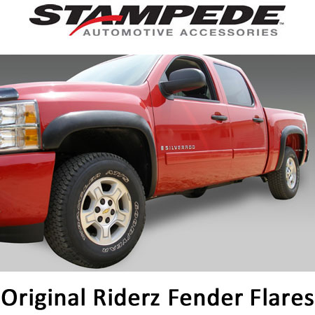 OE Style Fender Flares
