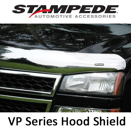 VP Series Hood Protector Chrome