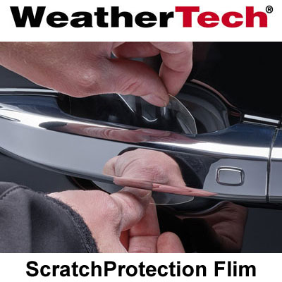 WeatherTech ScratchProtectection
