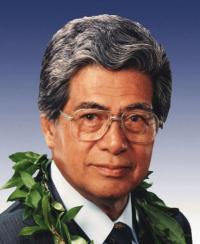 Daniel Kahikina Akaka's photo