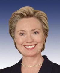 Hillary Rodham Clinton's photo