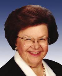 Barbara A. Mikulski's photo