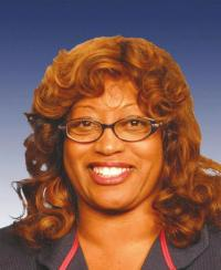 Corrine Brown's photo