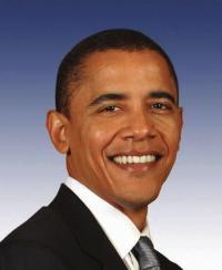 Barack Obama's photo