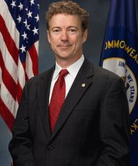 Rand Paul's photo