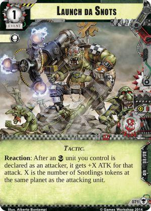 W40KC - IET: THE SIEGE OF TERRA : Dédicaces de cartes 071-launch-da-snots
