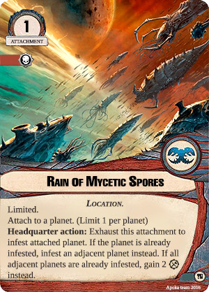 [Navida Prime Cycle] Promise of War - Warpack #1  013-rain-of-mycetic-spores