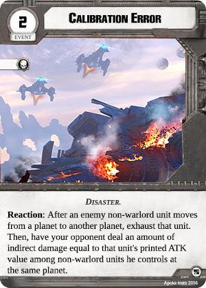 [Navida Prime Cycle] Promise of War - Warpack #1  020-calibration-error