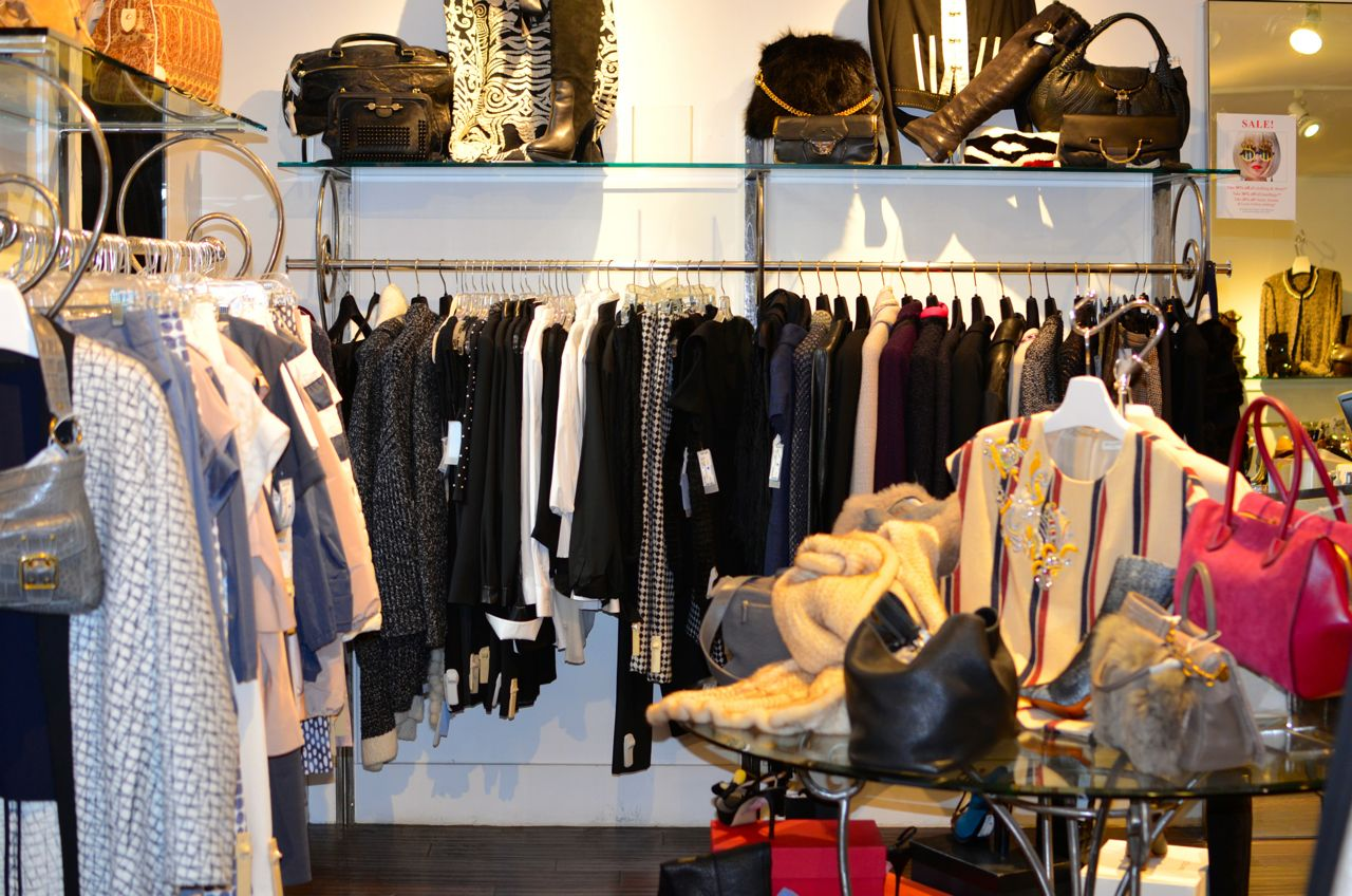 Roundabout Resale high end consignment new york city nyc east village upper east side