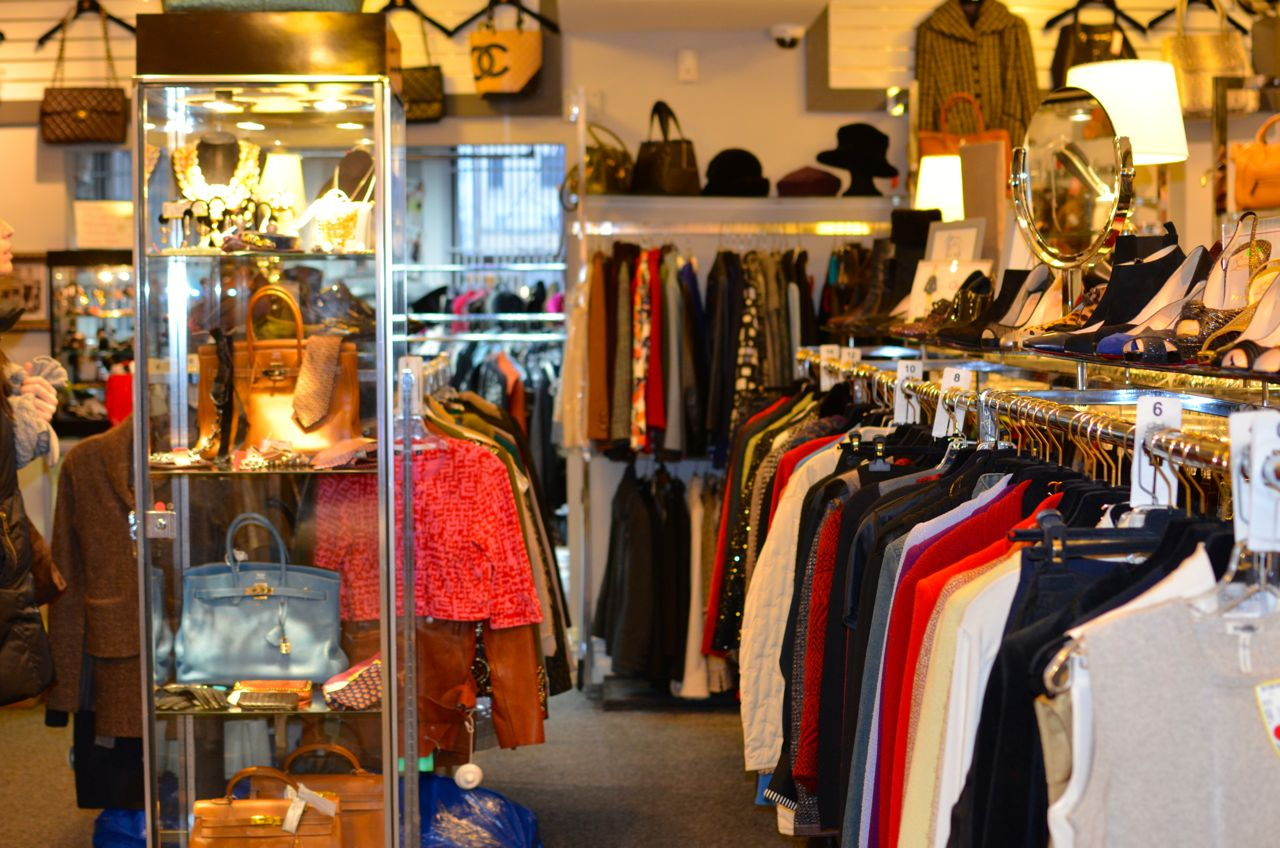Michael's Consignment high end consignment new york city nyc east village upper east side