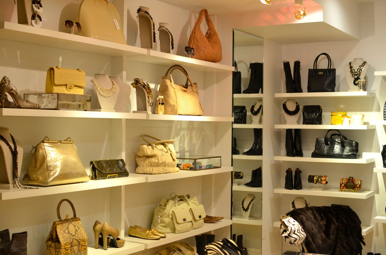 Collette Consignment high end consignment new york city nyc east village upper east side