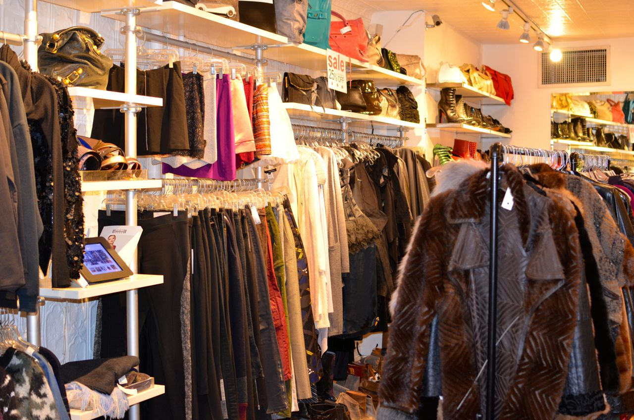 INA Nolita high end consignment new york city nyc east village upper east side