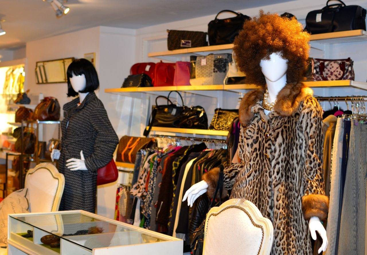 A Second Chance high end consignment new york city nyc east village upper east side