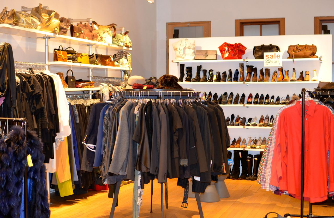 INA Noho high end consignment new york city nyc east village upper east side