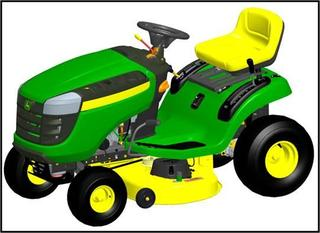 Consumer Recall Safety - John Deere Tractor