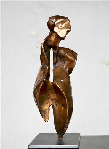 Torso<br>Bronze, Sculpture
