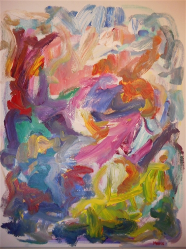 Color Song<br>Acrylic on Canvas, Paintings