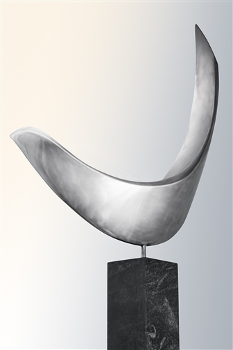 Aquatic<br>Stainless Steel, Sculpture