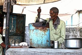 Riya Sharma - Ageless Poverty Photograph on Fine Art Paper, Photography