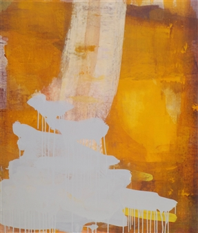 Colin Grant - Dissolving: On Open Water Oil on Canvas, Paintings