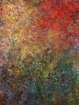 Irina Goryunova - Buenos Aires. Morning. The Dance Teacher Oil on Canvas, Paintings