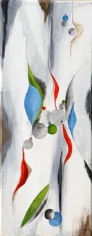 Marianne Scholtes - Jeu de Formes Acrylic on Canvas, Paintings