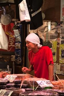 Chantal Le Brun - Kanazawa 4, Japon Photograph on Plexiglass, Photography