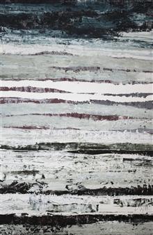 Tanja Skytte - #120 Acrylic on Canvas, Paintings