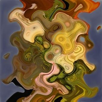 Rina Lazar - Autumn Fantasy Archival Digital Print, Plexiglass Mount, Prints