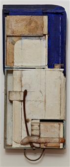 Pedro Alberti - To Walt Whitman Wood, Sculpture