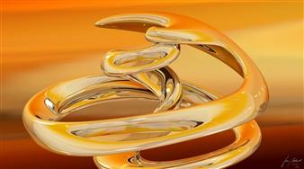 Stan Adard - Dreaming Verve Digital Breathing Picture, Digital Art
