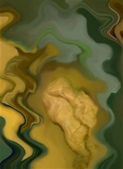 Rina Lazar - In the Meadow Archival Digital Print, Plexiglass Mount, Prints