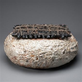 Susie Kadish - 19-Untitled Ceramic, Sculpture
