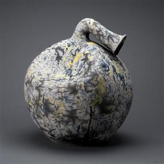Susie Kadish - 12-Untitled Ceramic, Sculpture