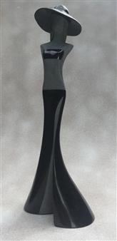 MORLOT Claude - 17°Sud Stone, Sculpture
