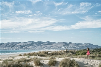 David Wile - Sand Dunes 2 Photograph on Fine Art Paper, Photography