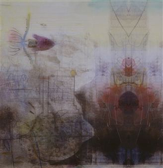 Sheree Friedman - Submerged Memories #2 Plexi-Sandwiched Print on Resin Coated Paper, Prints