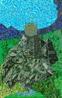 Sergey Kir - Kir Fortress Digital Print on Canvas, Prints