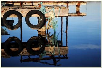 Anna Des - Reflections Photographic Print on Metal, Photography