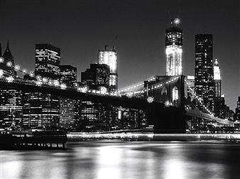 Antonio Biagiotti - Brooklyn Bridge Gelatin Silver Print, Photography