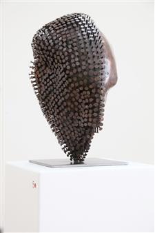 Helgi Gíslason - Mind 3 Bronze, Sculpture