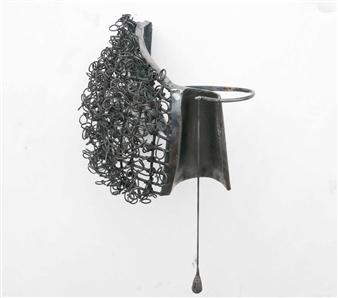 Helgi Gíslason - Relief Iron, Sculpture