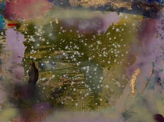 Oliwia Biela - Porcelain Oil & Acrylic on Canvas, Paintings