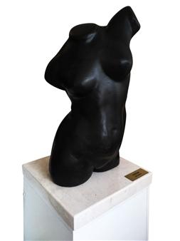 Jiri Maska - Virgin Limestone, Sculpture