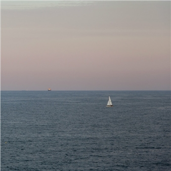 Mary Pearson - Out to Sea #4 Photograph on Fine Art Paper, Photography