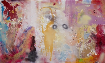 Oliwia Biela - More Than Words Oil & Acrylic on Canvas, Paintings
