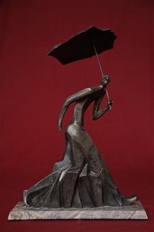 Maria Bayardo - The British Bronze, Sculpture