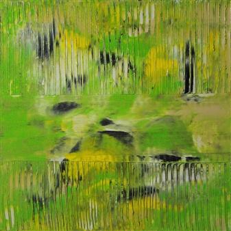 Sherry Rinderer - Sagacity Acrylic on Canvas, Paintings
