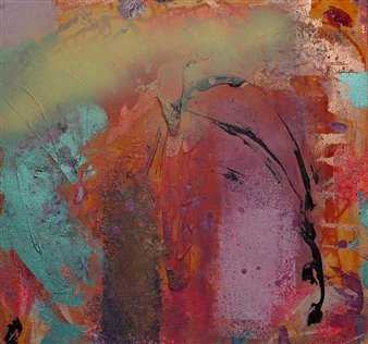Oliwia Biela - Anns & Oli Oil & Acrylic on Canvas, Paintings