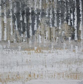 Tanja Skytte - #103 Acrylic on Canvas, Paintings